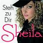 Album Steh zu dir de Sheila