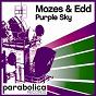 Album Purple sky de Mozes / Edd