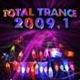Compilation Total trance 2009.1 avec P. Lion / Mazza, Martinelli, Audiosonique / Akira Kayosa, Firestorm / Mike NRG / DJ Choose, Scificon...