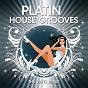 Compilation Platin house grooves ( the vinyl mixes) avec Hysterie / Al Faris & Chris Roxx / Barclay & Cream / Kevin Kay / Micky G....