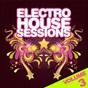 Compilation Electro house sessions vol.3 avec P. Lion / Luca Martinelli / Al Faris, Freakquencer / But & Memo / Lexmatic...