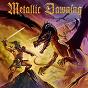 Compilation Metallic dawning avec Herman Frank / U.D.O. / Masterplan / Hammerfall / Nightwish...