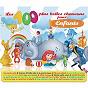 Compilation Les 100 plus belles chansons pour enfants avec La Chorale d'Enfants de l'École de Musique de Bois d'Arcy / Francis Perrin