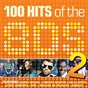 Compilation 80s 100 hits - volume 2 avec Candy Dulfer / Whitney Houston / George Michael / Aretha Franklin / Bill Medley...