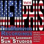 Compilation The memphis recordings from the legendary sun studios, vol. 6 avec The Hawk / Eddie Bush / Charlie Rich / Danny Stewart / Brad Suggs...