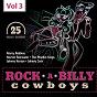 Compilation Rockabilly cowboys, vol. 3 avec Pico Pete / Johnny Cash / George ?thumper? Jones / Marty Robbins / Tennessee Ernie Ford...