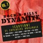 Compilation Rock-a-billy dynamite, vol. 2 avec Larry Terry / Wanda Jackson / Cecil Mcnabb JR. / Curtis Gordon / Jimmy Bowen...