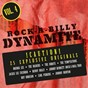 Compilation Rock-a-billy dynamite, vol. 4 avec Johnny Burnette Rock, Roll Trio / Brenda Lee / The Raiders / Joe Clay / The Dazzlers...