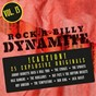 Compilation Rock-a-billy dynamite, vol. 13 avec The Storms / Johnny Burnette Rock, Roll Trio / Jimmy Dell / The Strikes / The Teenos...