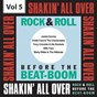 Compilation Shakin' all over, vol. 5 avec The Cutters / Emile Ford / The Checkmates / Neville Taylor / Tommy Steele...