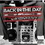 Compilation Back in the day ... hip hop classics avec Ghost Face Killah / A Tribe Called Quest / Run-Dmc / Rob Base / DJ Ez Rock...