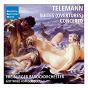 Album Telemann: Concertos & Ouvertures de Freiburger Orchestra / Georges Philipp Telemann