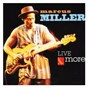 Album Live and more de Marcus Miller
