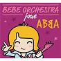 Album Bébé orchestra joue abba de Judson Mancebo
