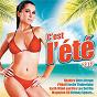 Compilation C'est l'été 2013 avec Freshlyground / Chris Brown / Usher / Shakira / Magazine 60...