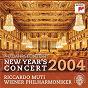Album Neujahrskonzert / new year's concert 2004 de Riccardo Muti & Wiener Philharmoniker / Wiener Philharmoniker