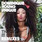 Album Throw it down (remix) - ep de Dominique Young Unique