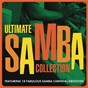 Compilation Ultimate samba collection - 1cd camden compilation avec Nelson Cavaquinho / Beth Carvalho / Alcione / Tamba Trio / Eliana Pittman...