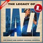 Compilation The legacy of jazz avec Paolo Fresu / Louis Armstrong / Cab Calloway / The Cotton Club Orchestra / Duke Ellington...