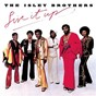 Album Live it up de The Isley Brothers