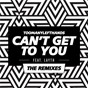 Album Can't get to you (the remixes) de Toomanylefthands