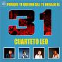 Album Porque te quiero así, te regalo el 31 de Cuarteto Leo