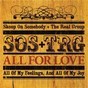 Album All for love - aikoso subete de The Real Group / Skoop On Somebody + the Real Group