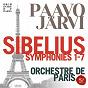 Album Sibelius: Complete Symphonies de L'orchestre de Paris / Paavo Jarvi & l'orchestre de Paris / Jean Sibelius