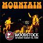 Album Live at woodstock de Mountain
