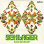 Compilation Schlager-kaleidoskop 1971, folge 3 avec Frank Schöbel / Les Troubadours / Uschi Bruning / Klaus Sommer / Michael Tilo Amft...