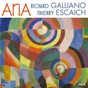 Album Aria de Thierry Escaich / Richard Galliano & Thierry Escaich