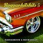 Compilation Raggarbilshits, vol. 5 - raggarrock & rockabilly avec Staysman & Lazz / Eddie Meduza / Dansbandskungen / Arvingarna / Larz Kristerz...