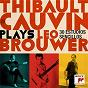 Album Thibault Cauvin Plays Leo Brouwer de Thibault Cauvin