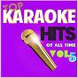 Album Top karaoke hits of all time, vol. 5 de Drunken Singers