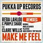 Album Make me feel (feat. claire willis) de Purple Shade / Reda Lahlou