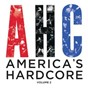 Compilation America's hardcore compilation: volume 2 avec Disengage / Intent / Expire / Axis / Beware...