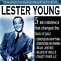 Album Savoy jazz super ep: lester young de Lester Young
