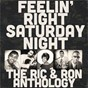 Compilation Feelin' right saturday night: the ric & ron anthology avec Eddie Bo / Professor Longhair / Chris Kenner / Irma Thomas / Robert Parker...