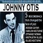 Album Savoy jazz super ep: johnny otis de Johnny Otis