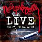 Album Live from the bowery (live at the bowery ballroom / nyc, ny / 2011) de New York Dolls