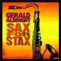 Album Sax for stax de Gerald Albright