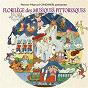 """Compilation Pierre-marcel ondher présente """"florilège des musiques pittoresques"""" avec Robert Valentino / Orchestre Champêtre les Petits Paysans / Orchestre Bror Kalles / Teddy Petersen / Orchestre Jean Faustin..."""