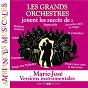 Compilation Les grands orchestres jouent les succès de marie-josé (versions instrumentales) avec Jo Moutet / Émile Prud'homme / Georges Briez / Quintin Verdu / Renato...