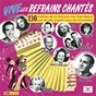 Compilation Vive les refrains chantés avec Lou Darley / Adrien Adrius / Alibert / Simone Alma / Severiano...