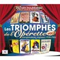 Compilation Les triomphes de l'opérette, vol. 1 (1930-1944) avec Solange Renaux / René Gerbert / Jean Gabin / Eliane de Creus / Gaston Gabaroche...