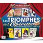 Compilation Les triomphes de l'opérette, vol. 1 (1930-1944) avec Tania Doll / René Gerbert / Jean Gabin / Eliane de Creus / Gaston Gabaroche...
