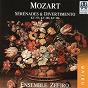 Album Mozart: sérénades & divertimento de Paolo Grazzi / Ensemble Zefiro / Alfredo Bernardini / Andrea Mion / Alessandro Piqué...