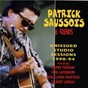 Album Unissued studio sessions 1990-1994 (patrick saussois & friends) de Patrick Saussois