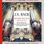 Album Bach : grandes toccatas de Jean Guillou