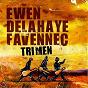 Album Tri men de Trio Ewen Delahaye Favennec